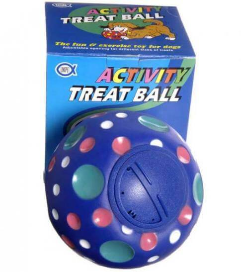 ActivityTreatball