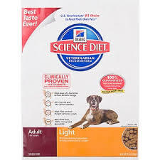 Hills Science Diet Adult Light