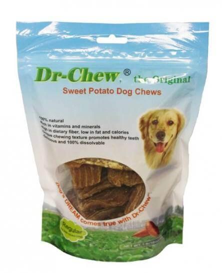 Dr Chews Sweet potato