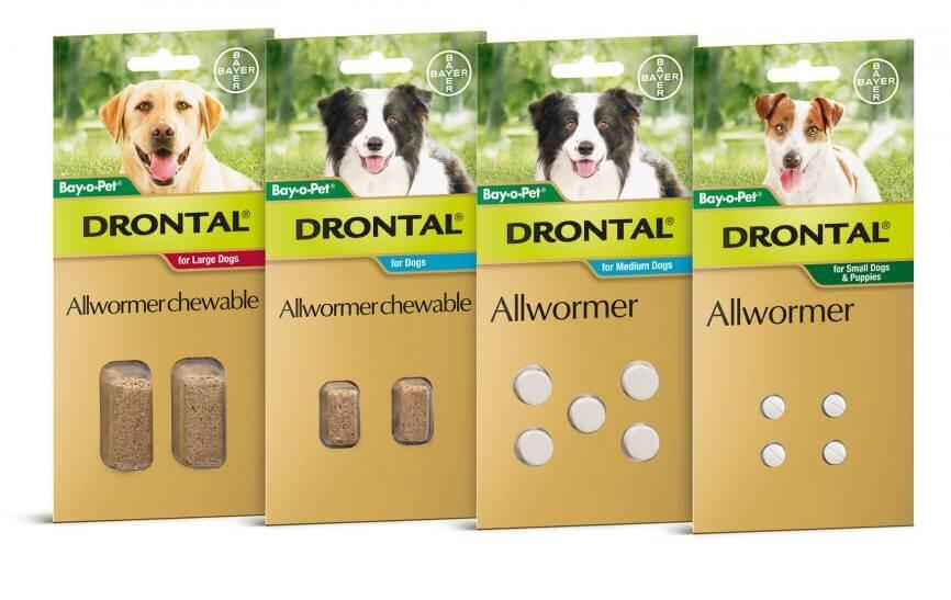 Drontal Allwormer