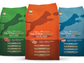 Nutra Gold Grain Free Dog Food
