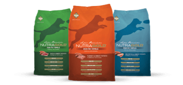 Nutra Gold Grain Free Dog Food