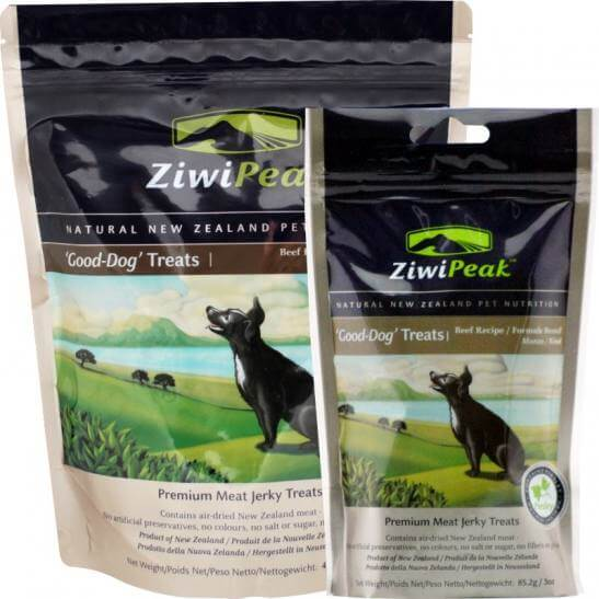 ZIWIPEAK DOG TREATS