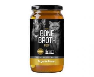 organic paws bone broth - Google Search